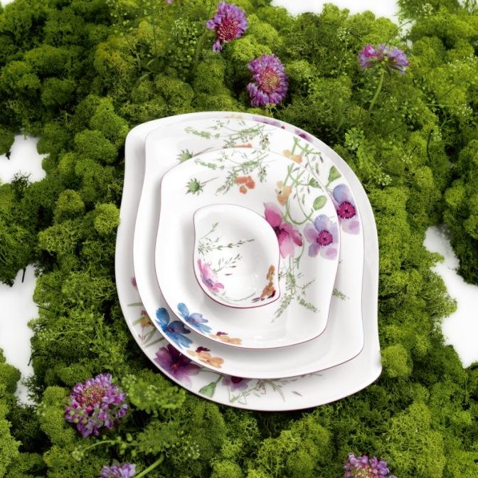 Mariefleur Serve & Salad