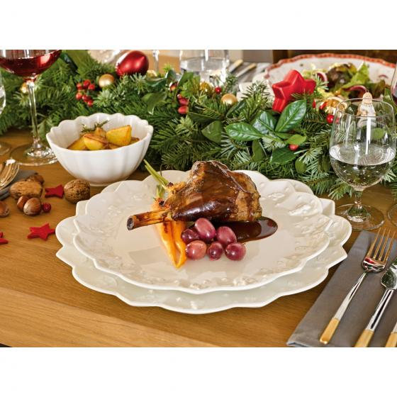 Naczynia świąteczne do serwowania