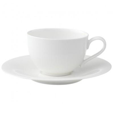 Filiżanka do kawy ze spodkiem Villeroy & Boch New Cottage Basic 250 ml