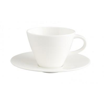 Filiżanka do kawy ze spodkiem Villeroy & Boch Caffe Club, 0,22 l