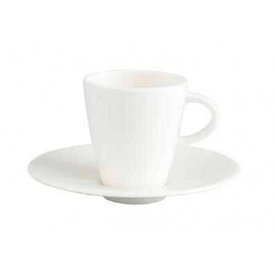 Filiżanka do espresso ze spodkiem Villeroy & Boch Caffe Club, 0,1 l