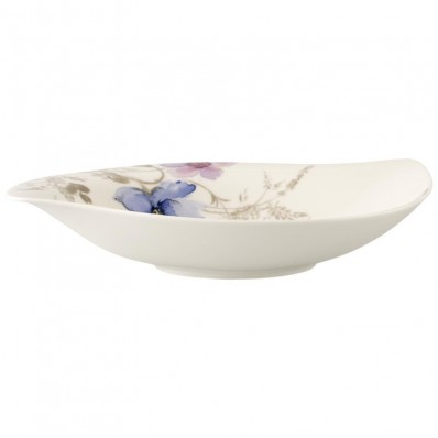 Miska do serwowania Villeroy & Boch Mariefleur Gris Serve & Salad, 29 cm