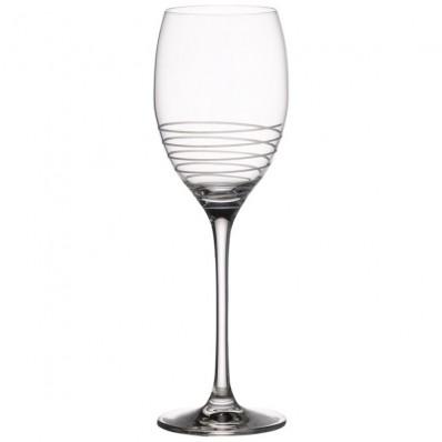 Komplet 6 kieliszków do białego wina Villeroy & Boch Maxima Decorated spirale, 24 cm