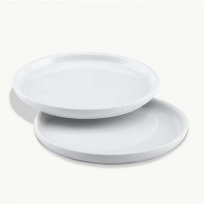 Zestaw 2 talerzy sałatkowych/deserowych Skagerak Nordic, 16 cm