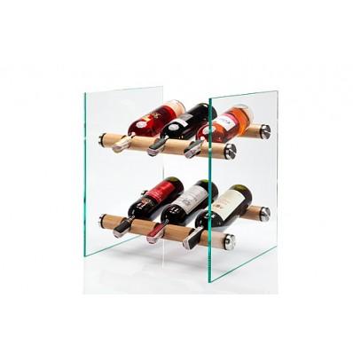 Stojak na wino Vetrostyle (na 6 butelek)