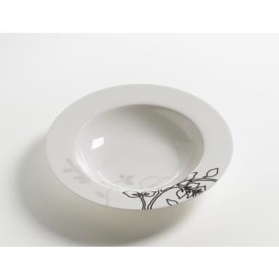 Talerz do zupy  Maxwell & Williams Moon Shadow, 22 cm