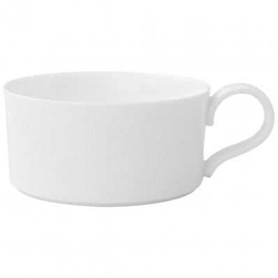 Filiżanka do herbaty ze spodkiem Villeroy & Boch Modern Grace, 0,23 l