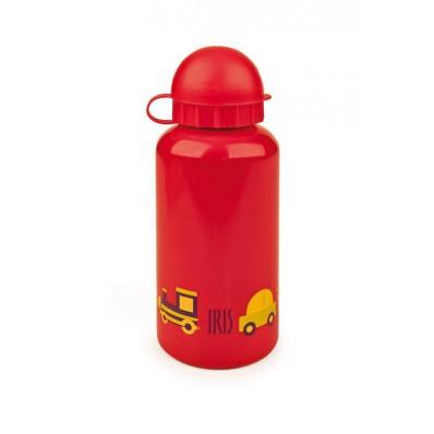 Butelka na napoje dla dzieci Iris, czerwona