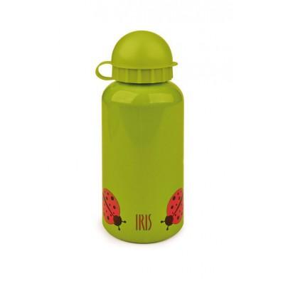 Butelka na napoje dla dzieci, Iris zielona