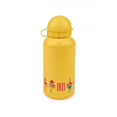 Butelka na napoje dla dzieci Iris, żółta