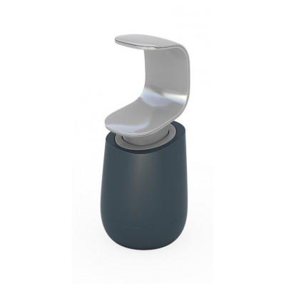 Dozownik na mydło lub płyn do naczyń Joseph Joseph C-pump, szary