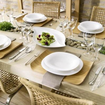 Serwis obiadowy Villeroy & Boch New Cottage dla 12 osób (40 elementów), owalny