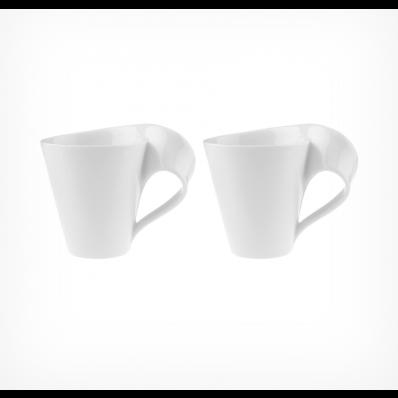 Villeroy & Boch - New Wave Caffe - zestaw 2 kubków