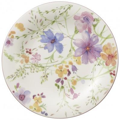 Talerz sałatkowy/deserowy Villeroy & Boch Mariefleur Basic, 21 cm
