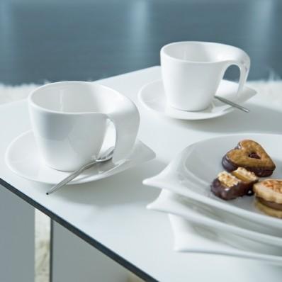 Zestaw do kawy Villeroy & Boch Flow dla 6 osób