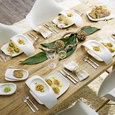 Serwis obiadowy Villeroy & Boch Urban Nature dla 6 osób (21 elementów)