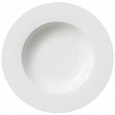 Talerz głęboki Villeroy & Boch Twist White, 24 cm