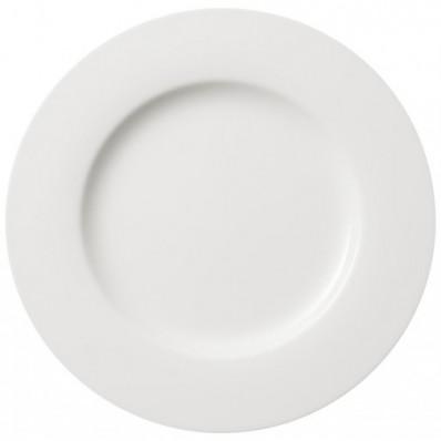 Talerz obiadowy Villeroy & Boch Twist White, 27 cm