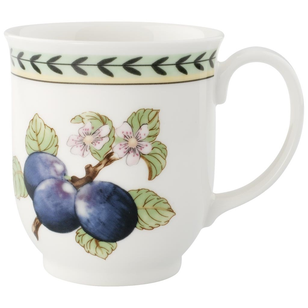 Kubek 0 42 l villeroy boch charm breakfast french for Villeroy boch french garden