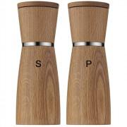 Zestaw 2 młynków drewnianych Ceramill Natura WMF