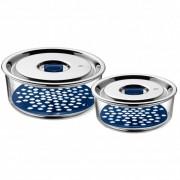 Zestaw 2 pojemników hermetycznych WMF Top Serve, 0,75l i1,25l