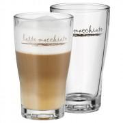Zestaw 2 szklanek do latte macchiato WMF Barista