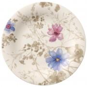 Talerz sałatkowy Villeroy & Boch Mariefleur Gris 21 cm