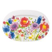 Półmisek Villeroy & Boch Anmut Flowers, 34 cm