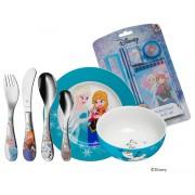 WMF- Zestaw dla dzieci 6 el., Frozen + gratis