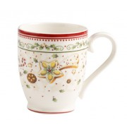 Kubek Gwiazda Villeroy & Boch Winter Bakery Delight, 350 ml