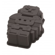 PAV - Forma na ciasto/tort ROBOT, szara