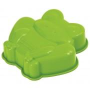 PAV - Forma na ciasto ŻABKA, zielona