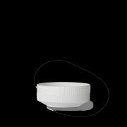 Miska Rosendahl Duet 13cm, biała
