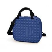 Iris - TWIN BAG niebieski
