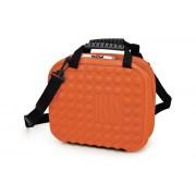 Iris - TWIN BAG pomarańczowy