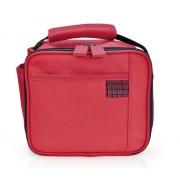 Iris - Minilunchbox DECO VICHY, czerwony