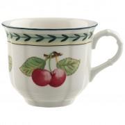 Filiżanka do kawy ze spodkiem Villeroy & Boch French Garden Fleurence, 0,20 l