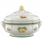 Waza do zupy owalna Villeroy & Boch French Garden Fleurence, 2,5 l