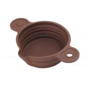 PAV - Silikonowy wkład do kąpieli wodnej, brązowy