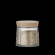 Słoik kuchenny Rosendahl Grand Cru, dąb 0,5l