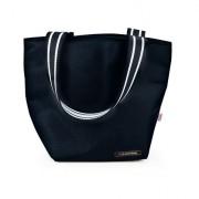 Iris - Lunchbag TOTE, czarny