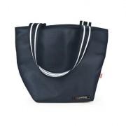 Iris - Lunchbag TOTE, szary