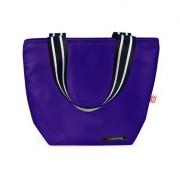 Iris - Lunchbag TOTE, fioletowy