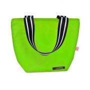 Iris - Lunchbag TOTE, zielony