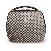 Iris - Lunch Bag EVA IN MILAN czarny/szary UPDATE