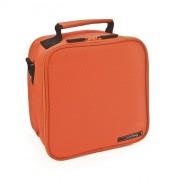 Iris - Lunch Bag Basic, pomarańczowy