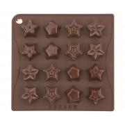 PAV - Czekoladowe pralinki STARS x 16 (gwiazdki)