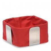Koszyk na pieczywo Blomus Desa czerwony