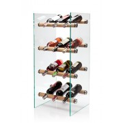 Stojak na wino Vetrostyle (na 12 butelek)