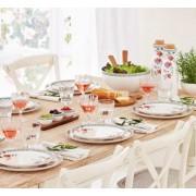 Serwis obiadowy Villeroy & Boch Artesano Provencal dla 12 osób (38 elementów)